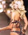 Karolina Kurkova Signed 8x10 Photo - Video Proof