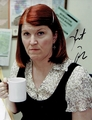 Kate Flannery Signed 8x10 Photo - Video Proof