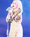 Katherine Jenkins Signed 8x10 Photo - Video Proof