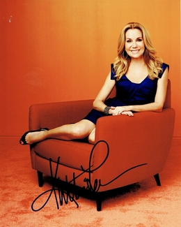 Kathie Lee Gifford Signed 8x10 Photo