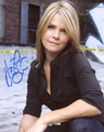 Kathryn Erbe Signed 8x10 Photo
