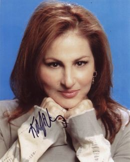 Kathy Najimy Signed 8x10 Photo - Video Proof