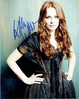 Katia Winter Signed 8x10 Photo - Video Proof