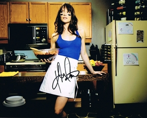 Katie Aselton Signed 8x10 Photo