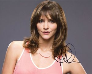 Katharine McPhee Signed 8x10 Photo