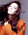 Kaya Scodelario Signed 8x10 Photo - Video Proof