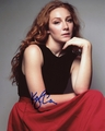Kayli Carter Signed 8x10 Photo