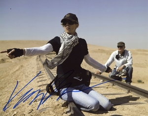 Kathryn Bigelow Signed 8x10 Photo