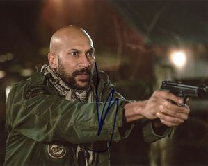 Keegan Michael Key Signed 8x10 Photo - Video Proof