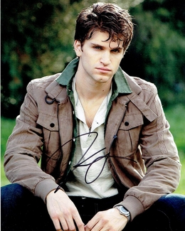 Keegan Allen Signed 8x10 Photo