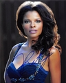 Keesha Sharp Signed 8x10 Photo