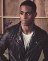 Keith Powers Signed 8x10 Photo