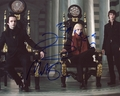 Jamie Campbell Bower & Michael Sheen Signed 8x10 Photo - Video Proof