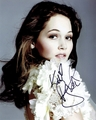 Kelli Berglund Signed 8x10 Photo
