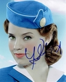 Kelli Garner Signed 8x10 Photo