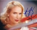 Kelly Lynch Signed 8x10 Photo - Video Proof