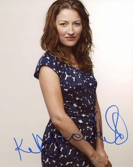 Kelly Macdonald Signed 8x10 Photo - Video Proof