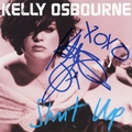 Kelly Osbourne Signed CD Booklet