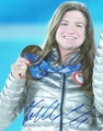 Kelly Clark Signed 8x10 Photo