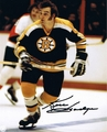 Ken Hodge Signed 8x10 Photo