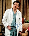 Ken Jeong Signed 8x10 Photo