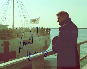 Kenneth Branagh Signed 8x10 Photo