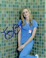 Kerry Bishe Signed 8x10 Photo