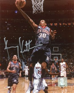 Kerry Kittles Signed 8x10 Photo