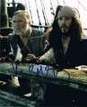 Kevin McNally Signed 8x10 Photo - Video Proof