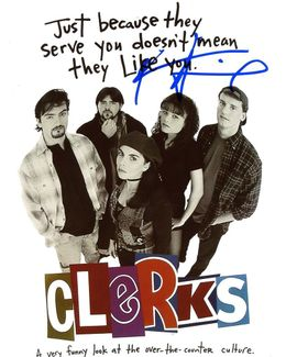 Kevin Smith Signed 8x10 Photo - Video Proof