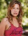 Kiele Sanchez Signed 8x10 Photo
