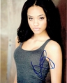 Kiersey Clemons Signed 8x10 Photo
