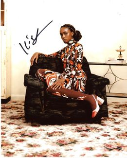 KiKi Layne Signed 8x10 Photo