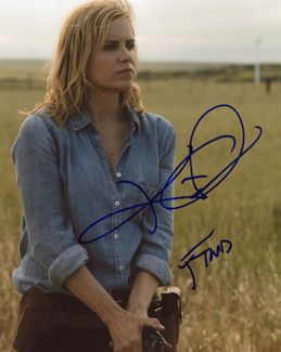 Kim Dickens Signed 8x10 Photo