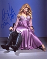 Kirstie Alley Signed 8x10 Photo