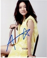 Ko Ah-sung Signed 8x10 Photo