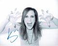 Kristen Wiig Signed 8x10 Photo