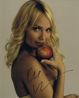 Kristin Chenoweth Signed 8x10 Photo - Video Proof
