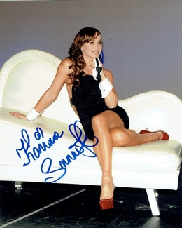 Karina Smirnoff Signed 8x10 Photo