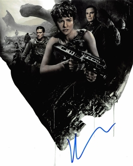 Katherine Waterston Signed 8x10 Photo - Video Proof