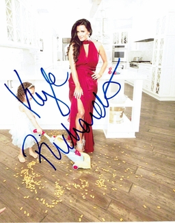 Kyle Richards Signed 8x10 Photo