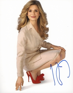 Kyra Sedgwick Signed 8x10 Photo