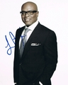L.A. Reid Signed 8x10 Photo