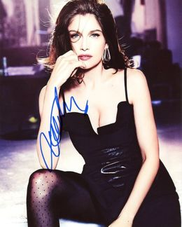 Laetitia Casta Signed 8x10 Photo