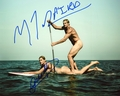 Laird Hamilton & Gabrielle Reece Signed 8x10 Photo