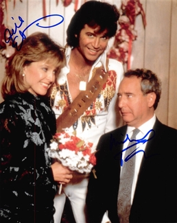 Jill Eikenberry & Michael Tucker Signed 8x10 Photo