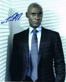 Lance Reddick Signed 8x10 Photo - Video Proof