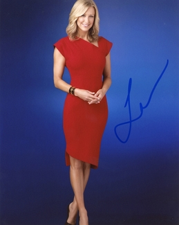 Lara Spencer Signed 8x10 Photo - Video Proof