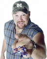 Larry the Cable Guy Signed 8x10 Photo - Video Proof
