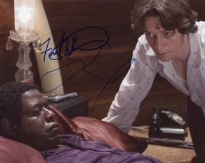 Forest Whitaker & James McAvoy Signed 8x10 Photo - Video Proof